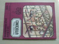 Dobrodružné romány 355 - Mág - Utečenci (1986) slovensky