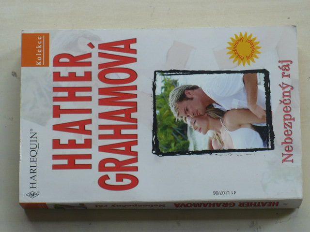 Harlequin Kolekce 41 - Grahamová - Nebezpečný ráj (2006)