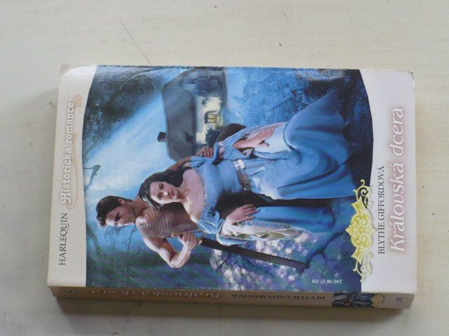 Historická romance, č.240: Giffordová - Královská dcera (2009)