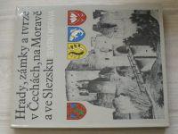 Hrady, zámky a tvrze v Čechách, na Moravě a ve Slezsku 2 - Severní Morava (1983)
