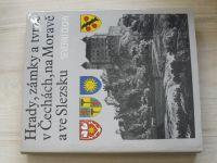 Hrady, zámky a tvrze v Čechách, na Moravě a ve Slezsku - III. Severní Čechy (1984)