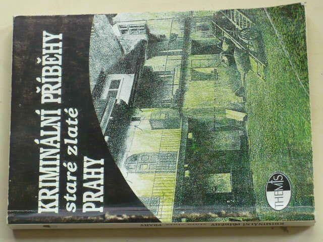 Kriminální příběhy staré zlaté Prahy (1996)