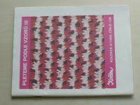 Květen - Ateliér pro služby ženám - Kolekce 3 č. 126 - Pleteme podle vzorů III (1989)