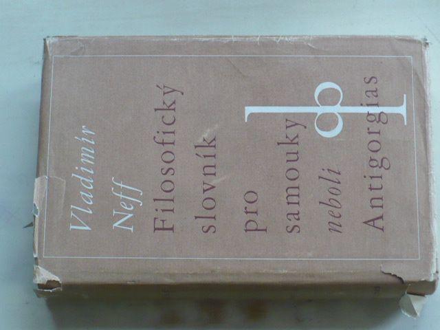 Neff - Filosofický slovník pro samouky (1948)