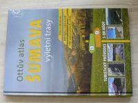 Ottův atlas - Šumava - výletní trasy (2017)