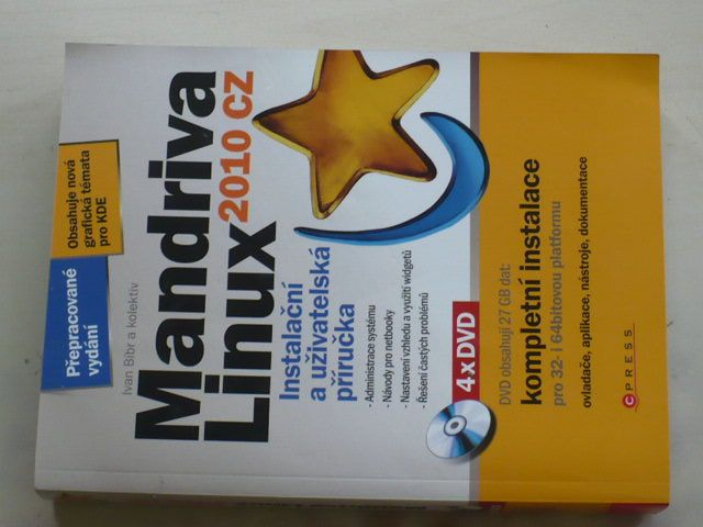 Bíbr - Mandriva Linux 2010 (2009) bez DVD