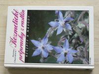 Chorvátová - Kozmetické prípravky z rastlín (1991) Recepty a návody (slovensky)