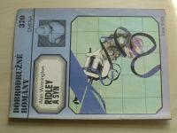 Dobrodružné romány 370 - Winnington - Ridley a syn (1987) slovensky