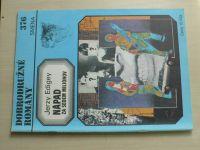 Dobrodružné romány 376 - Edigey - Nápad za sedem miliónov (1987) slovensky