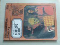 Dobrodružné romány 378 - Cunningham - Diablovo zlato (1987) slovensky