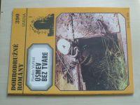 Dobrodružné romány 390 - Vyhlíd - Úsmev bez tváre (1989) slovensky