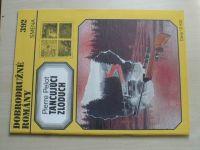 Dobrodružné romány 392 - Pelot - Tancujúci zloduch (1989) slovensky