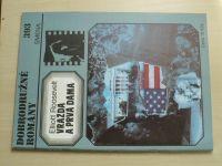 Dobrodružné romány 393 - Roosevelt - Vražda a prvá dáma (1989) slovensky