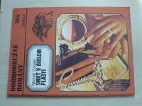 Dobrodružné romány 395 - Cousin - Smrť v bielom plášti (1990) slovensky