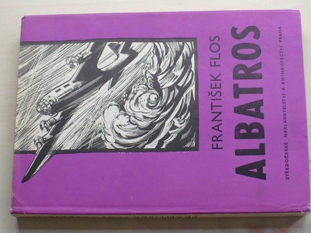 Flos - Albatros - Dobrodružný román z Moluk (1970)