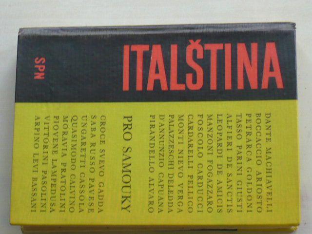 Janešová - Italština pro samouky (1965)