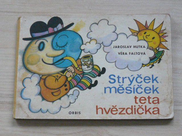 Jaroslav Hutka, Věra Faltová - Strýček měsíček, teta hvězdička (1976)