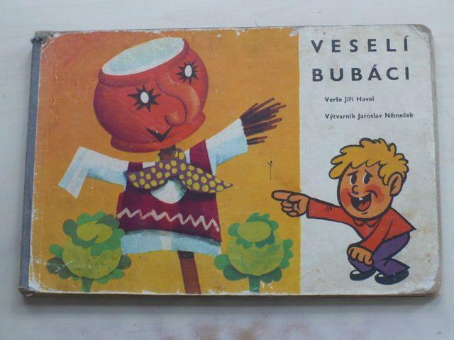 Jiří Havel - Veselí bubáci (1971)