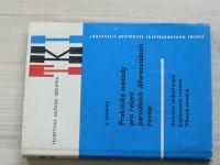 Legras - Praktické metody pro řešení parciálních diferenciálních rovnic (1960) TKI