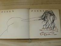 Píseň písní (1969) překlad Seifert, kresby Paderlík
