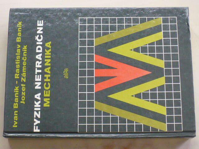 Zámečník - Fyzika netradične, Mechanika (1990) slovensky