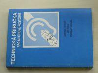 Hrubý - Technická příručka pro sluchově postižené (1987)