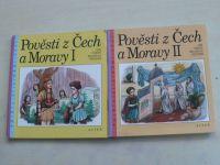 Černý, Steiner - Pověsti z Čech a Moravy I., II. (1995)