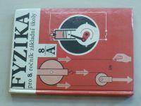 Fyzika pro 8. ročník základní školy 8A (1989)