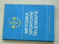 Metodika sportovní telegrafie (Svazarm 1988)