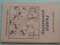 Omalovánkové učení - Ilustrované slabiky