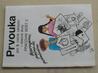 Prvouka pro 3. ročník základní i obecné školy pracovní sešit 2 (1995)