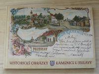 Historické obrázky - Kamenice u Jihlavy  (2018)