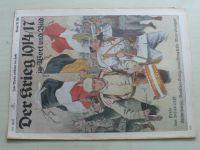 Der Krieg in Wort und Bild 157 (1914-17) německy