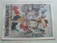 Der Krieg in Wort und Bild 163 (1914-17) německy