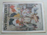Der Krieg in Wort und Bild 164 (1914-17) německy