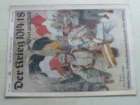 Der Krieg in Wort und Bild 165 (1914-18) německy