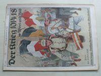 Der Krieg in Wort und Bild 166 (1914-18) německy