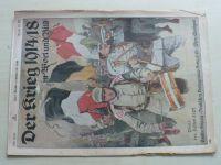 Der Krieg in Wort und Bild 169 (1914-18) německy