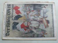Der Krieg in Wort und Bild 182 (1914-18) německy