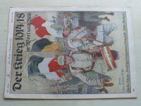 Der Krieg in Wort und Bild 184 (1914-18) německy