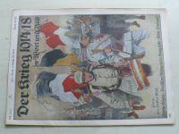 Der Krieg in Wort und Bild 185 (1914-18) německy