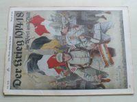 Der Krieg in Wort und Bild 186 (1914-18) německy