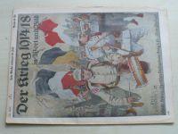 Der Krieg in Wort und Bild 188 (1914-18) německy