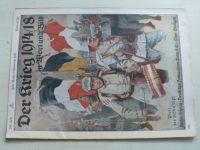 Der Krieg in Wort und Bild 209 (1914-18) německy
