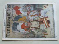 Der Krieg in Wort und Bild 214 (1914-18) německy
