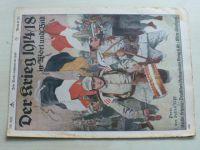 Der Krieg in Wort und Bild 220 (1914-18) německy