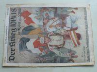 Der Krieg in Wort und Bild 222 (1914-18) německy