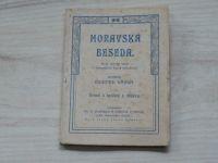 Kaska - Moravská beseda. Návod k tančení a nápěvu. (1928)