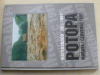 Potopa Morava červenec 1997 / Watersnood juli 1997