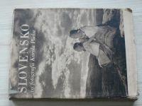 Slovensko vo fotografii Karola Plicku (1949) slovensky